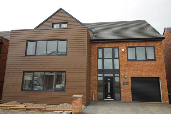 New Build Bespoke Dwelling House