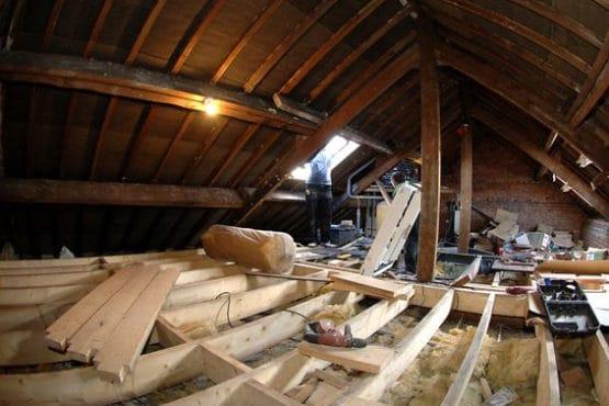 A loft conversion